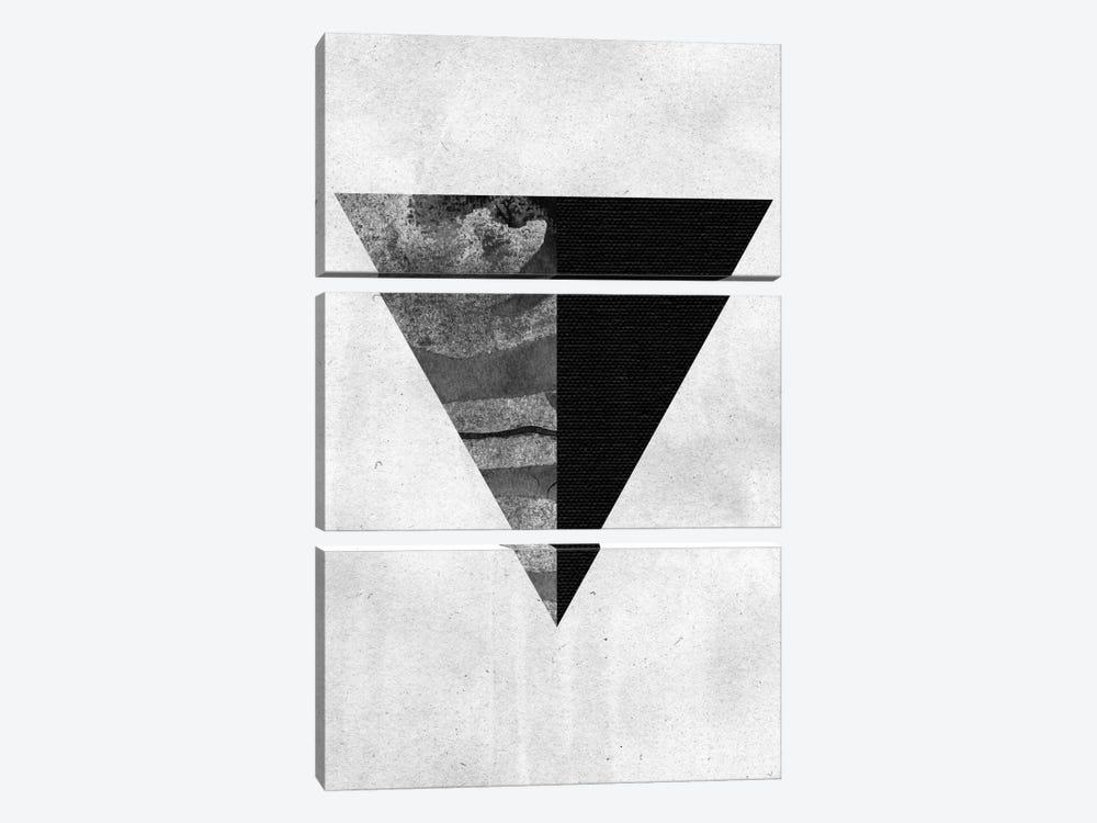 Geometry I by LEEMO 3-piece Canvas Art Print