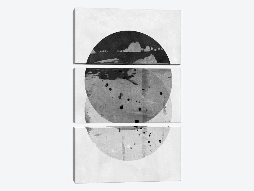 Geometry III 3-piece Art Print