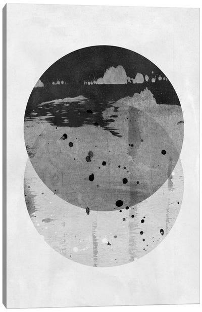 Geometry III Canvas Art Print