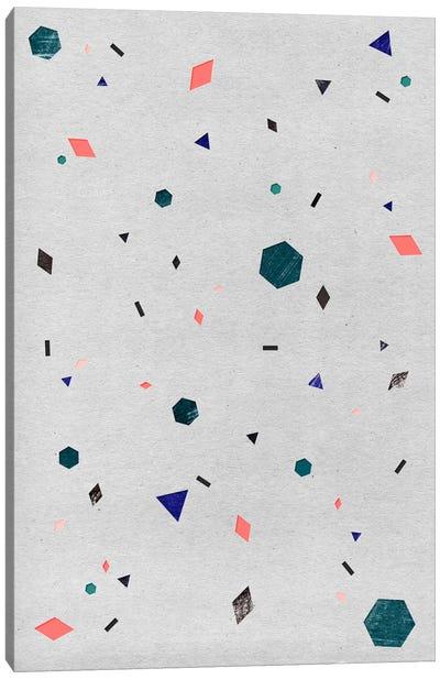 Kaleidoscope Canvas Art Print