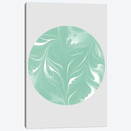 Marbling IV Canvas Print #LMO47} by LEEMO Art Print