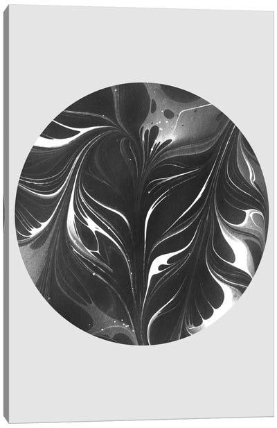 Marbling V Canvas Art Print
