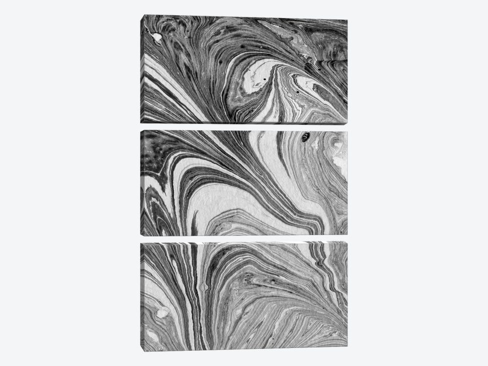 Marbling VII by LEEMO 3-piece Canvas Art