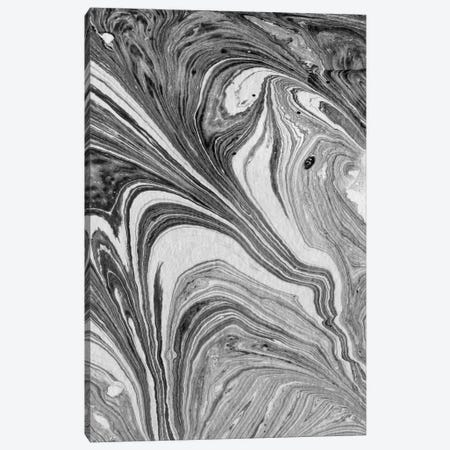 Marbling VII Canvas Print #LMO49} by LEEMO Canvas Art