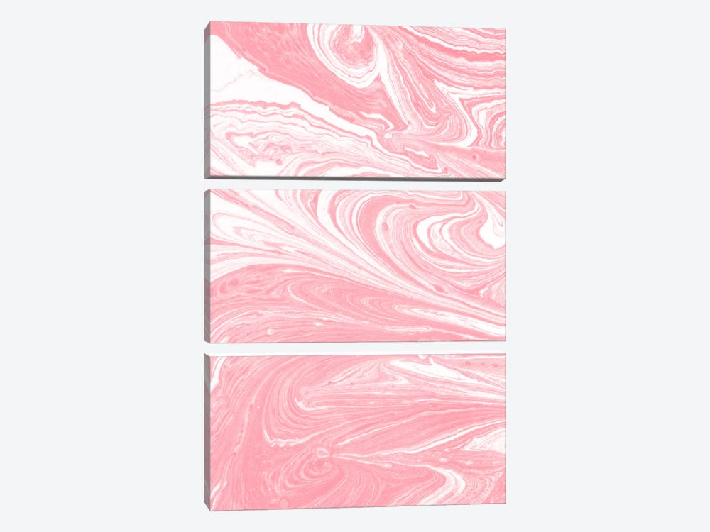 Marbling IX by LEEMO 3-piece Canvas Art