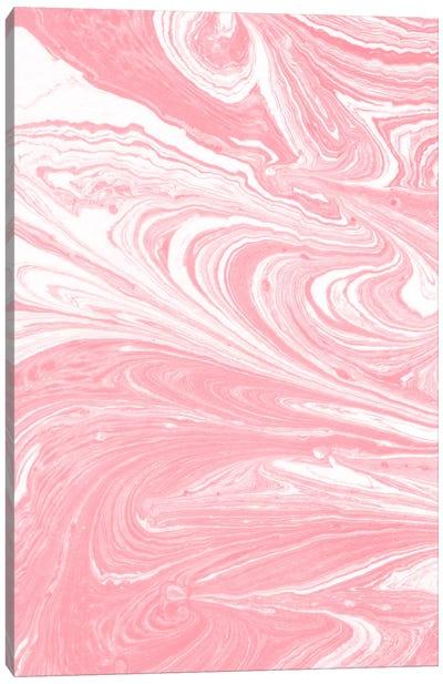 Marbling IX Canvas Art Print