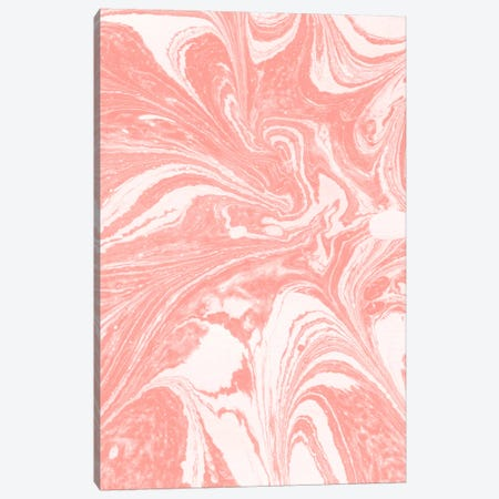 Marbling X Canvas Print #LMO51} by Leemo Canvas Print