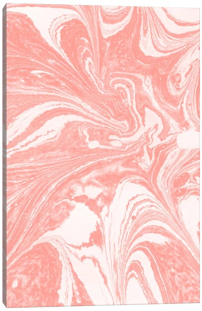 Marbling X Canvas Print #LMO51
