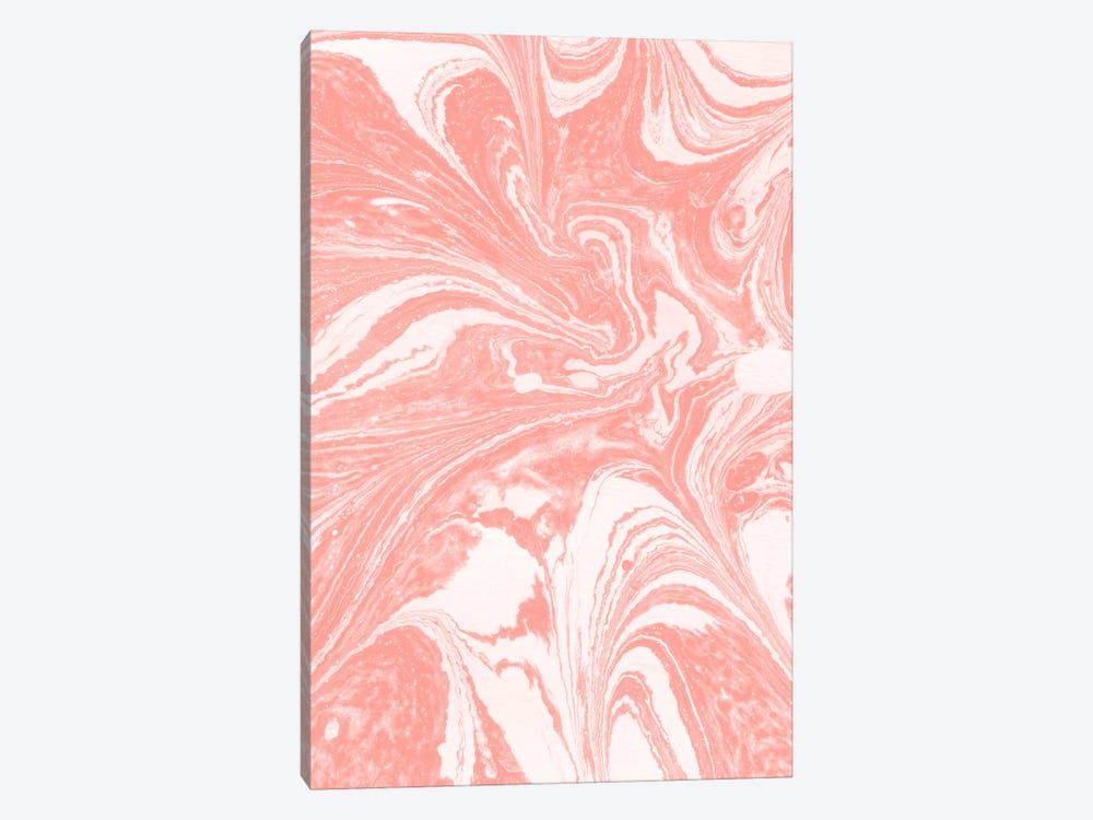 Marbling X by LEEMO 1-piece Canvas Print