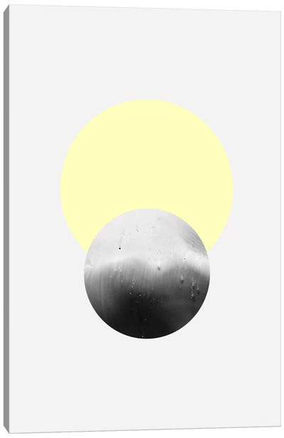 Moon & Sun Canvas Art Print