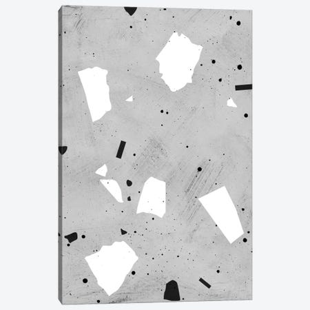 Painted Terrazzo III Canvas Print #LMO60} by LEEMO Canvas Wall Art