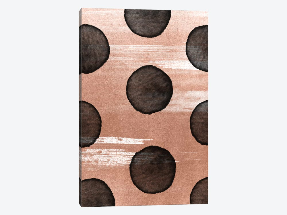 Rose Gold II by LEEMO 1-piece Canvas Artwork