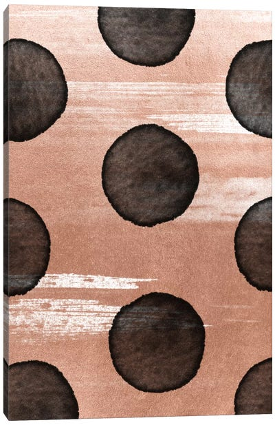 Rose Gold II Canvas Print #LMO63