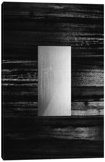 Silver Canvas Print #LMO64