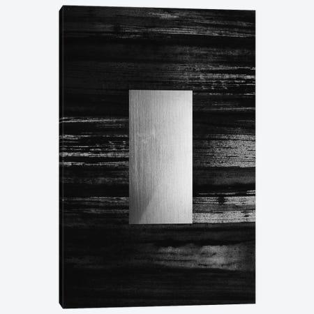 Silver Canvas Print #LMO64} by LEEMO Canvas Print