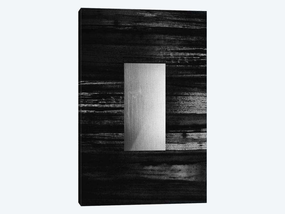 Silver by LEEMO 1-piece Canvas Print