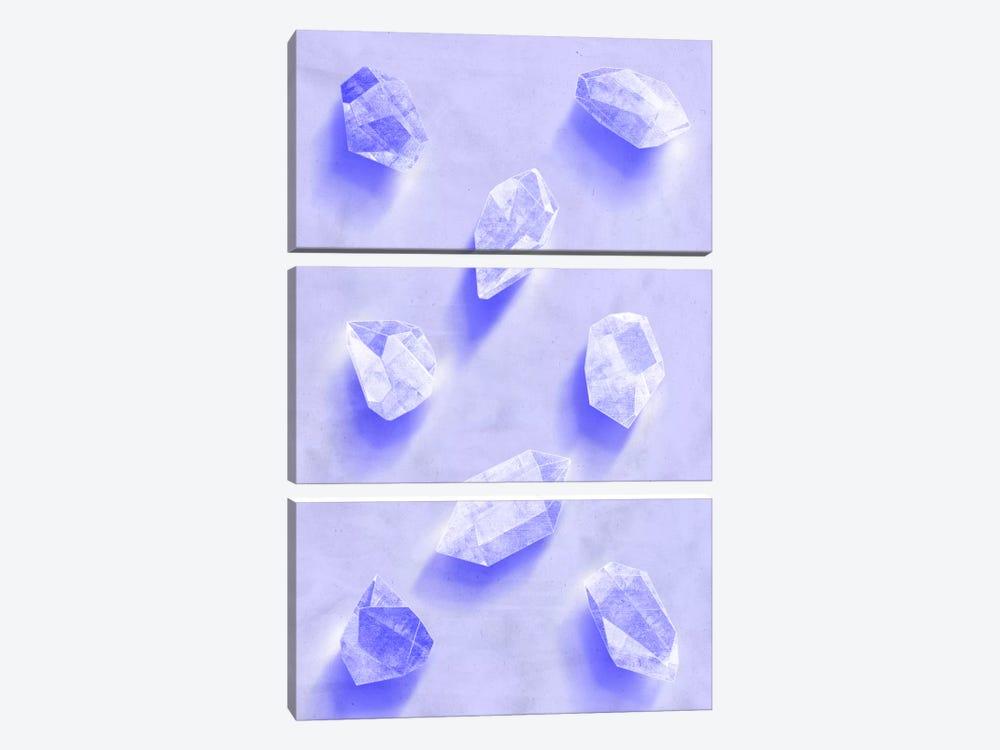 Stones by LEEMO 3-piece Canvas Art