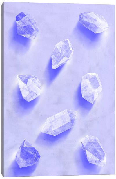 Stones Canvas Art Print