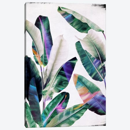 Tropical I Canvas Print #LMO67} by LEEMO Art Print