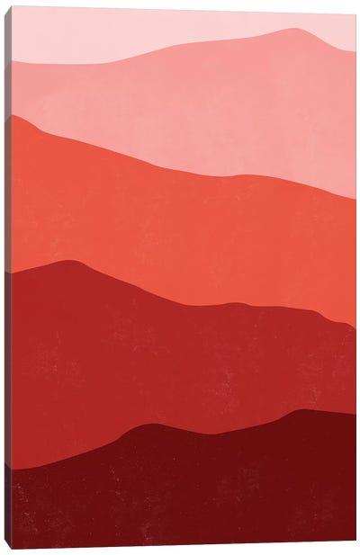 700nm Canvas Art Print