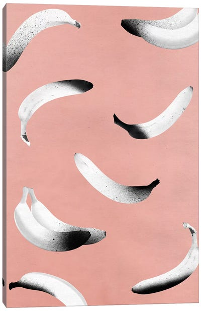 Bananas 2.0 Canvas Art Print