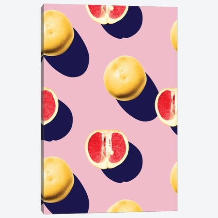 Fruit XV Canvas Print #LMO96} by Leemo Canvas Wall Art