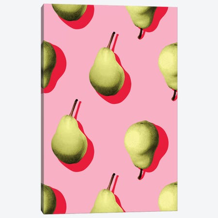 Fruit XVII Canvas Print #LMO98} by LEEMO Canvas Art Print
