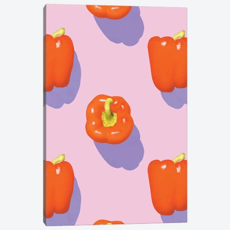Fruit XVIII Canvas Print #LMO99} by Leemo Canvas Art Print