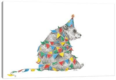 Birthday Bruno Canvas Art Print