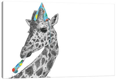 Birthday Joppe Canvas Art Print
