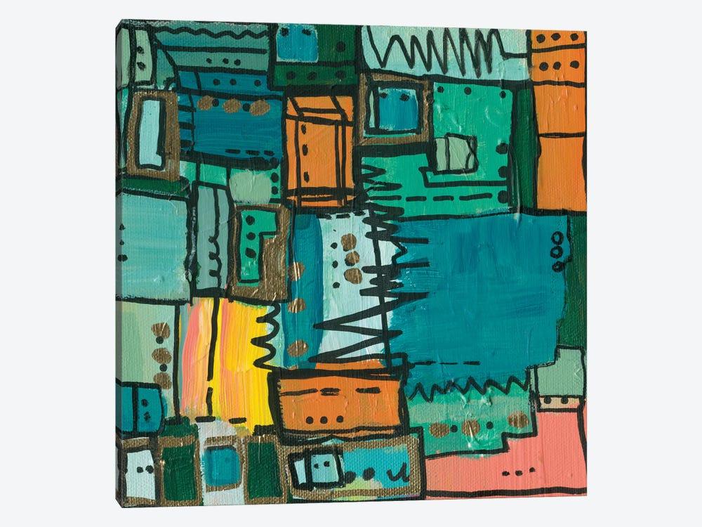 Dont Stop The Music  by Leah Nadeau 1-piece Canvas Print