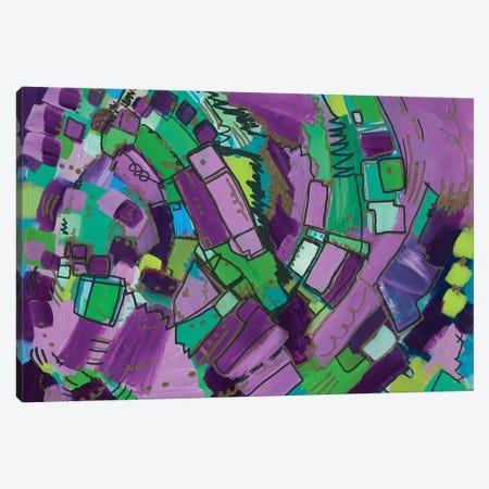 Infinity And Beyond Canvas Print #LNA13} by Leah Nadeau Canvas Art Print
