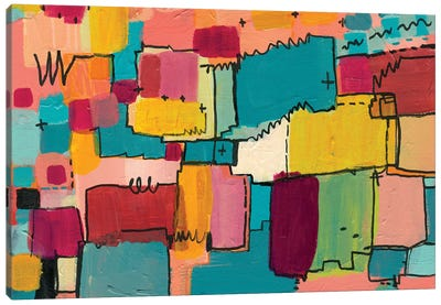 Nova Baby Canvas Art Print