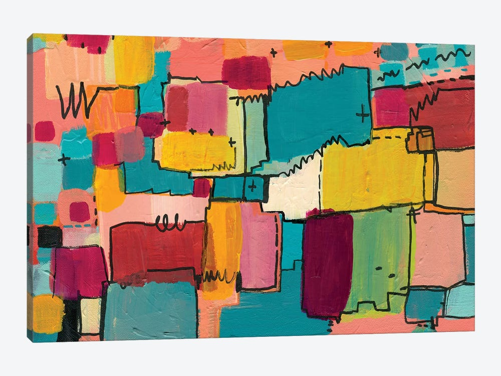 Nova Baby by Leah Nadeau 1-piece Art Print