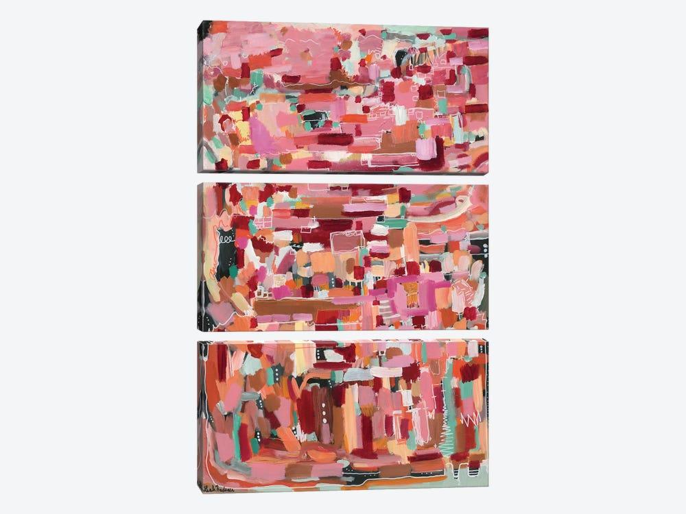 Otoño by Leah Nadeau 3-piece Canvas Art Print