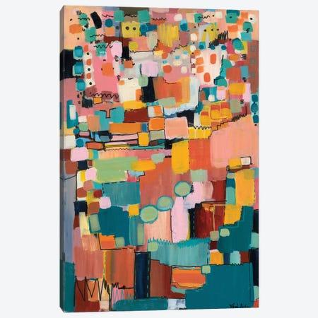 Sunset Fiesta Canvas Print #LNA25} by Leah Nadeau Canvas Print