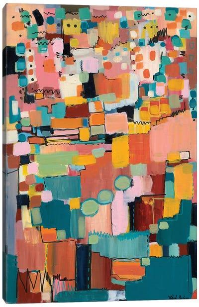 Sunset Fiesta Canvas Art Print
