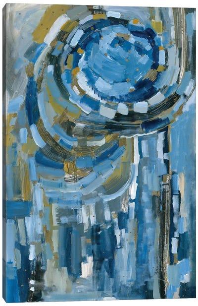 Blue Ribbon Canvas Art Print
