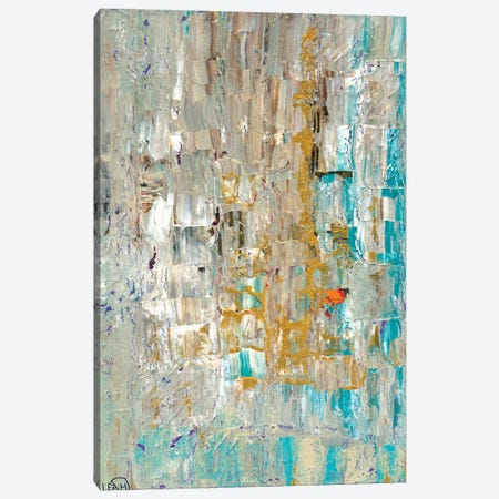 Geode Canvas Print #LNA34} by Leah Nadeau Canvas Wall Art