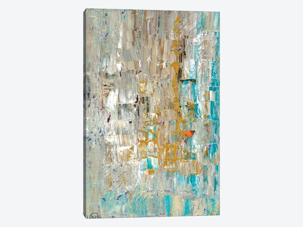 Geode by Leah Nadeau 1-piece Canvas Print