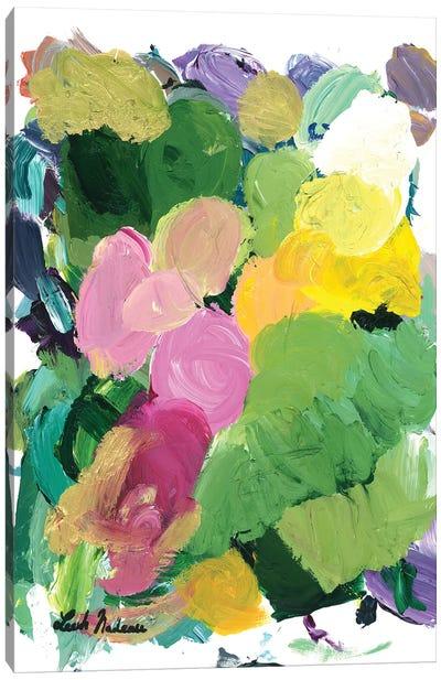 Lush Gardens Canvas Art Print