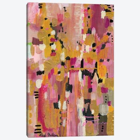 Autumn Bouquet Canvas Print #LNA4} by Leah Nadeau Canvas Print
