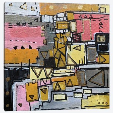 Empire State Canvas Print #LNA60} by Leah Nadeau Canvas Art