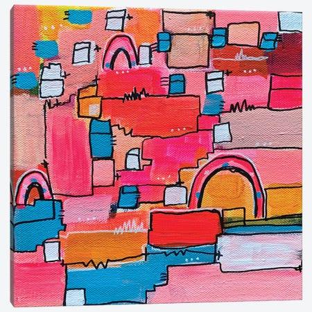 Rainbows of Hope Canvas Print #LNA62} by Leah Nadeau Canvas Wall Art