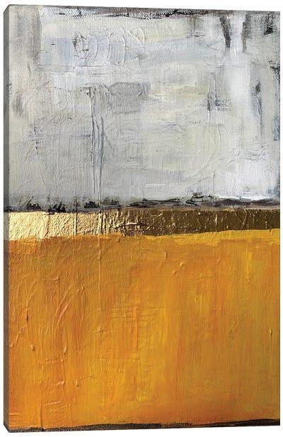 Gold Rush Canvas Art Print