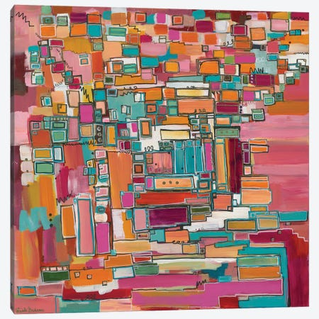 Enigma Canvas Print #LNA66} by Leah Nadeau Canvas Print
