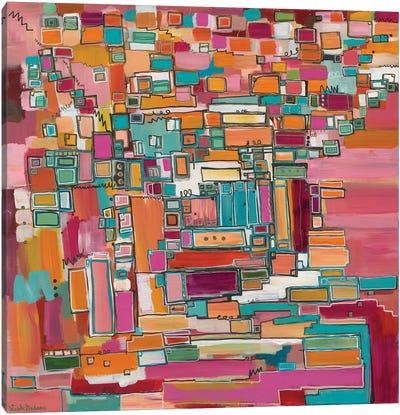 Enigma Canvas Art Print