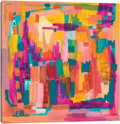 Celebrate Canvas Art Print