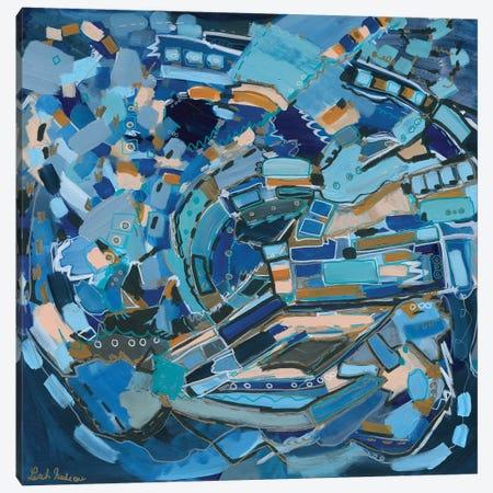 Blue Dream Canvas Print #LNA6} by Leah Nadeau Canvas Print
