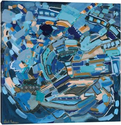 Blue Dream Canvas Art Print